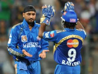 Harbhajan Singh upbeat ahead of the semi-final clash