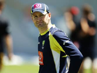 Reverse swing will play a crucial role at Adelaide: Clarke