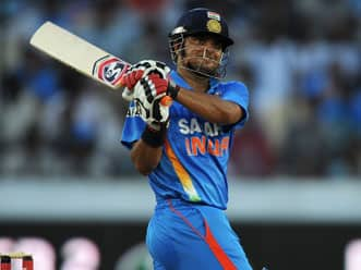 It's time to perform or perish for the talented Suresh Raina
