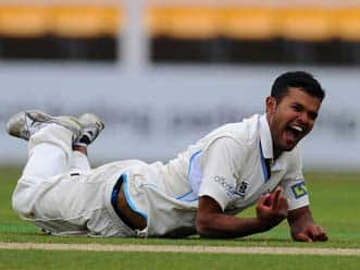 Azeem Rafiq – first Asian and youngest player to lead Yorkshire