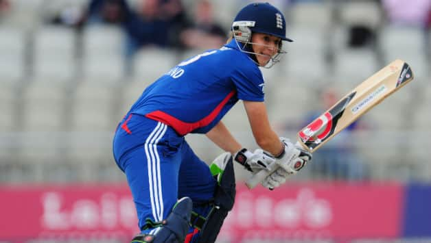Charlotte Edwards: Proud of the Team's efforts against India