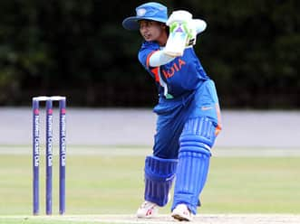 ICC Women's T20 World Cup 2012: Mithali Raj, Poonam Raut steady India after early blow