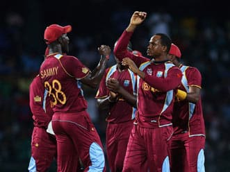 ICC World T20 2012: West Indies opt to bat against Sri Lanka in final