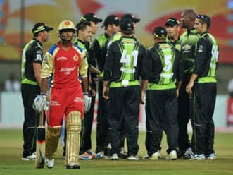 Warriors restrict RCB to 172 in CLT20 match
