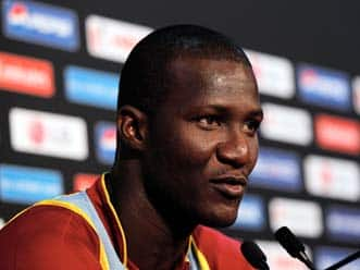 ICC World T20 2012: West Indies want to spoil Sri Lanka's party, says Darren Sammy