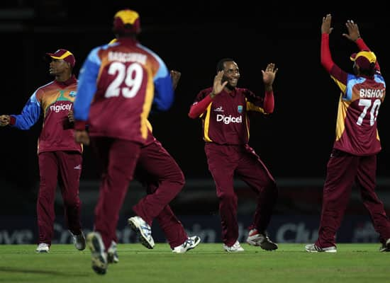 England vs West Indies, 2nd T20, The Oval (Sep 25, 2011)