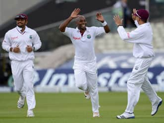 Live Cricket Score: West Indies vs New Zealand, 2nd Test at Kingston – Day one