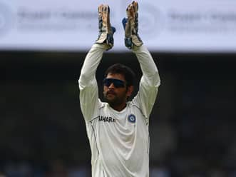 MS Dhoni becomes the first Indian 'keeper to achieve 200 Test dismissals