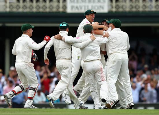 Australia vs India, 2nd Test Sydney (Jan 3-7, 2012)