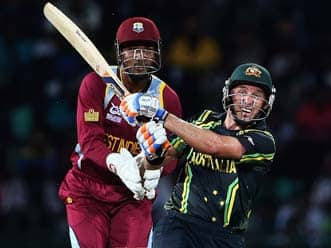 ICC World T20 2012 stats review: Australia vs West Indies