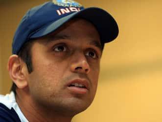 Rahul Dravid denies rift in the team