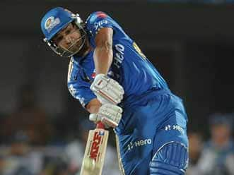 IPL 2012: Rohit Sharma warned for breaching Code of Conduct