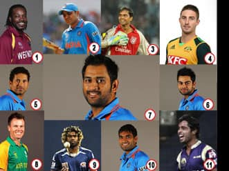 A team comprising eleven of the finest players in IPL4