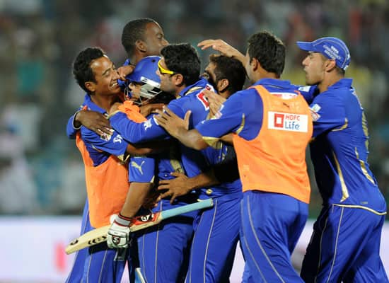 RR vs DC, IPL 2012 (Apr 17)