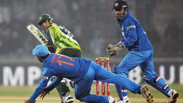 MS Dhoni says fielding was the difference between India and Pakistan in third ODI