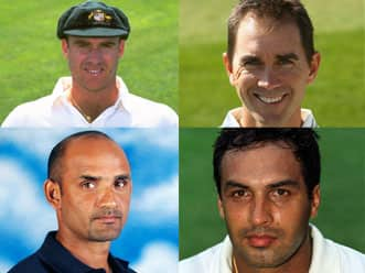 Hayden, Langer, Atapattu & Robin – from rags to cricketing riches