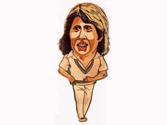 Why Jeff Thomson skipped his scheduled breakfast!