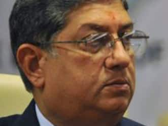 Supreme Court allows N Srinivasan to take over as BCCI president