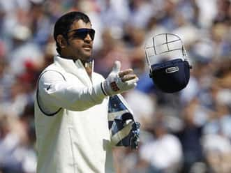 Mahendra Singh Dhoni scales a peak no Indian 'keeper has, but…