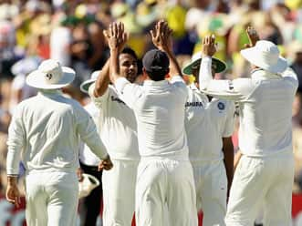 Australia vs India 4th Test at Adelaide, day three video highlights