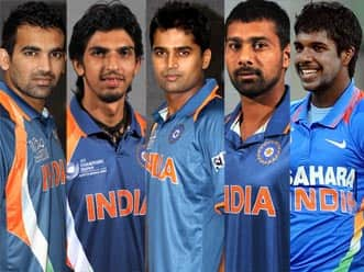 Frequent breakdown of fast bowlers exposes India's injury management