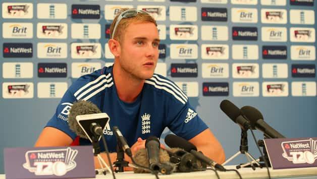 Stuart Broad: Michael Vaughan's comments 'disrespectful' towards England ODI squad
