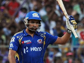 IPL 2012: Mumbai Indians have delivered in all departments, says Rohit Sharma