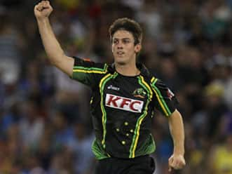 Back injury rules Mitchell Marsh out for six months