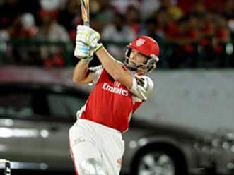 Live Cricket Score IPL 2012: Rajasthan Royals vs Kings Xl Punjab- Punjab need 192 to win