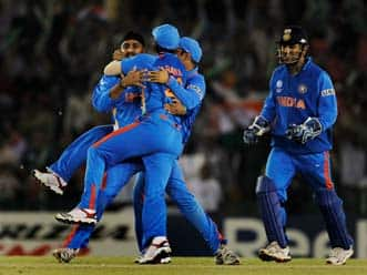 MS Dhoni stands vindicated as captain - yet again!