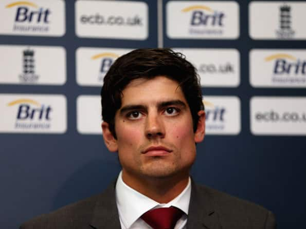 India vs England second ODI at Kochi: Alastair Cook press conference