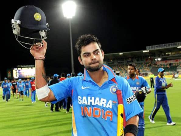 ODI Cricketer of the Year Virat Kohli reveals his success mantra