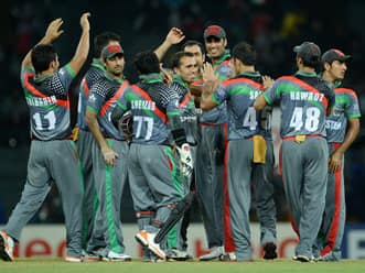 ICC World T20 2012: Afghanistan opts to bowl against England in Group A clash
