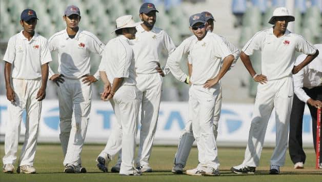 Ranji Trophy 2012-13: Mumbai outplayed Saurashtra, fells Jaydev Shah