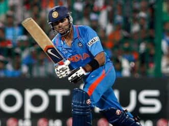 Cricketers won't be nominated for Arjuna Award