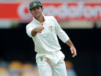 Ricky Ponting retained for first Test by Australian selectors