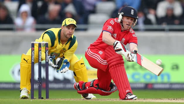 England vs Australia 2013: Bring on the final, says Eoin Morgan