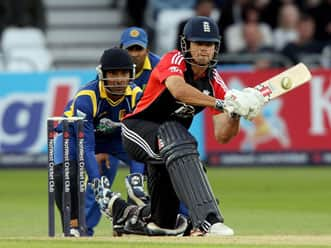 Cook's approach in ODIs