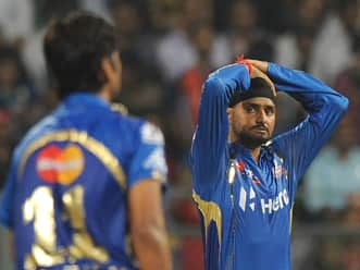 IPL 2012: Harbhajan Singh disappointed with own performance
