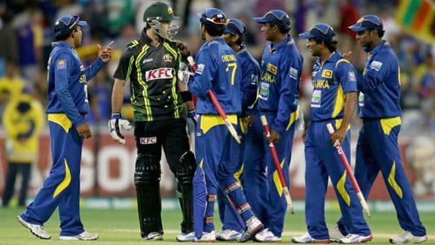 Highlights: Australia vs Sri Lanka, second T20I at Melbourne