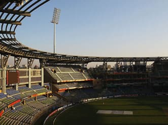 Wankhede's floodlight malfunctions during New Zealand-Sri Lanka game