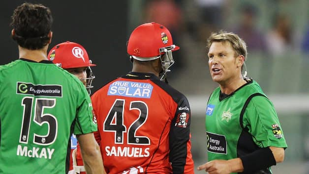 Shane Warne- Marlon Sameuls altercation not good for the game: James Sutherland