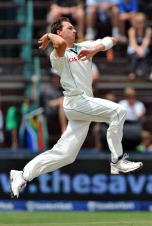 Dale Steyn is undoubtedly the best among contemporary fast bowlers