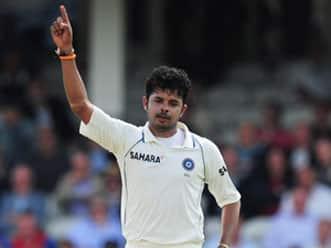 Harbhajan Singh never slapped me: S Sreesanth