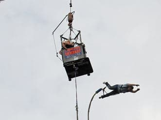 Team India's innovative strategy after Perthquake – It's bungee jumping now!