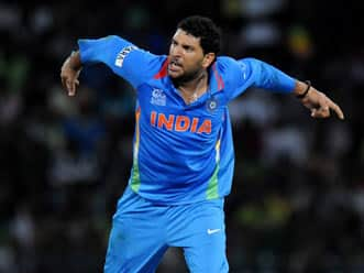 ICC World T20 2012: Impossible to leave Yuvraj Singh out, says MS Dhoni