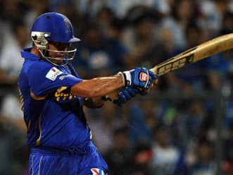 IPL 2012 highlights: Mumbai Indians vs Rajasthan Royals, part 3