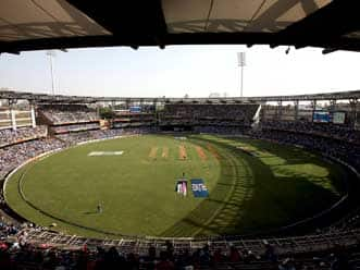 The new turf at the Wankhede Stadium may have to be dug up again