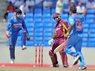 India-West Indies fifth ODI to be played on bouncy pitch