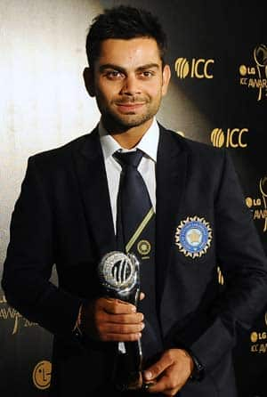 Virat Kohli wins ICC ODI Cricketer of the Year Award
